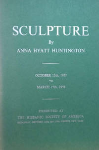 Sculpture by Anna Hyatt Huntington