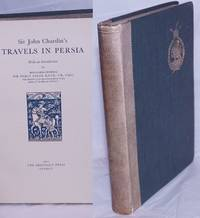 image of Sir John Chardin's Travels in Persia