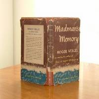 MADMAN'S MEMORY by ROGER VERCEL - Signed First Edition - 1947 - from FairView Books and Biblio.com