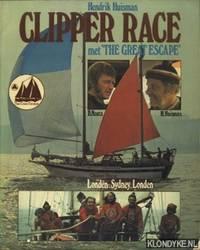 Clipper Race met 'The great escape'. Londen-Sydney-Londen