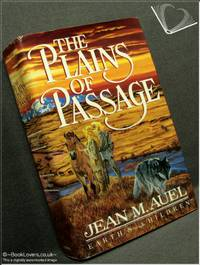 The Plains of Passage by Jean M. Auel - Hardcover - 1990 - from BookLovers of Bath (SKU: 136033)