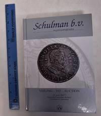 Schulman b.v. Numismatists: Veiling - 353 - Auction, 24, Juni 2017