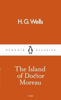The Island of Doctor Moreau Pocket Penguins