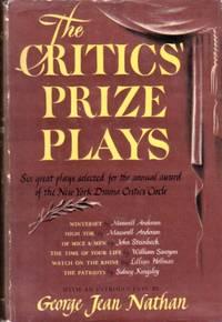 The Critics' Prize Plays