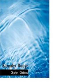 image of Barnaby Rudge (Large Print Edition)
