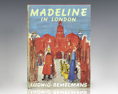 New York: The Viking Press, 1961. First edition of the final book in the Madeline series published i...