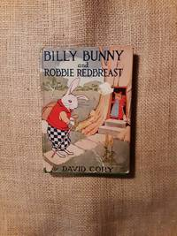 Billy Bunny and Robbie Redbreast