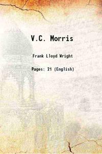 V.C. Morris 1900 [Hardcover]