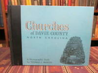 Churches of Davie County, North Carolina  (Signed by Flossie Martin)