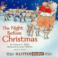 The Night Before Christmas (Glitter Glow Board Books)