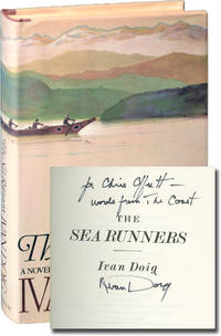 The Sea Runners (First Edition, inscribed to author Chris Offutt)