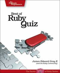 Best of Ruby Quiz: volume one (Pragmatic Programmers)