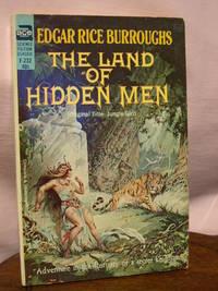 image of THE LAND OF HIDDEN MEN [JUNGLE GIRL]