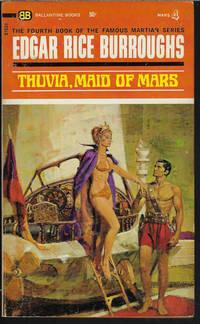 image of THUVIA, MAID OF MARS (Mars #4)