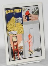image of Bomba 'Prat'; caudal de agua, es caudal de oro [cover title]. Instrucciones y caracteristicas de la Bomba Prat [caption within]