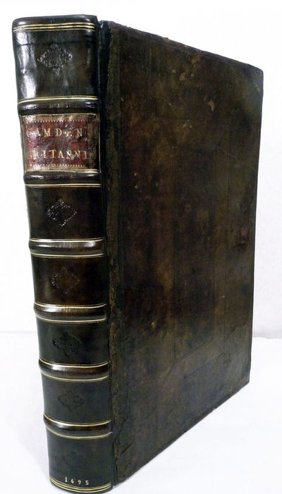 London: F. Collins. for A.Swalle & A. & F. Churchil, 1695. leather_bound. Contemporary panelled calf...