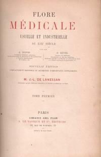 Flore médicale et industrielle du XIX ème siècle 3 VOLUMES