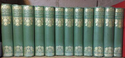 Edinburgh: John Grant, 1924. The Thornton Edition. Hardcover. Octavos, 12 volumes; VG; bound in publ...
