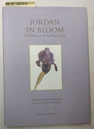 Jordan: Jordan River Foundation, 2000. First Edition. Quarto; VG/VG; dust jacket spine lavender w/ b...