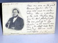 image of Mormon Postcard of Brigham Young,  July 31, 1907