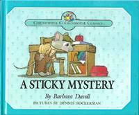 image of A Sticky Mystery