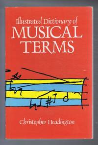 image of Illustrated Dictionary of Musical Terms