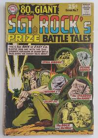 SGT. ROCK'S PRIZE BATTLE TALES NO. 7 80-PAGE GIANT
