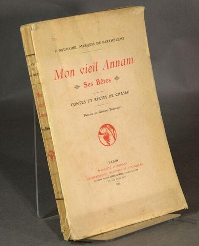 Paris: Société d'éditions géographiques, maritimes et coloniales, 1925. First edition, 8...