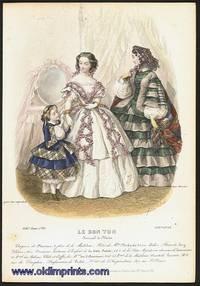 Le Bon Ton.  Journal de Modes.  Chapeau de Maritou