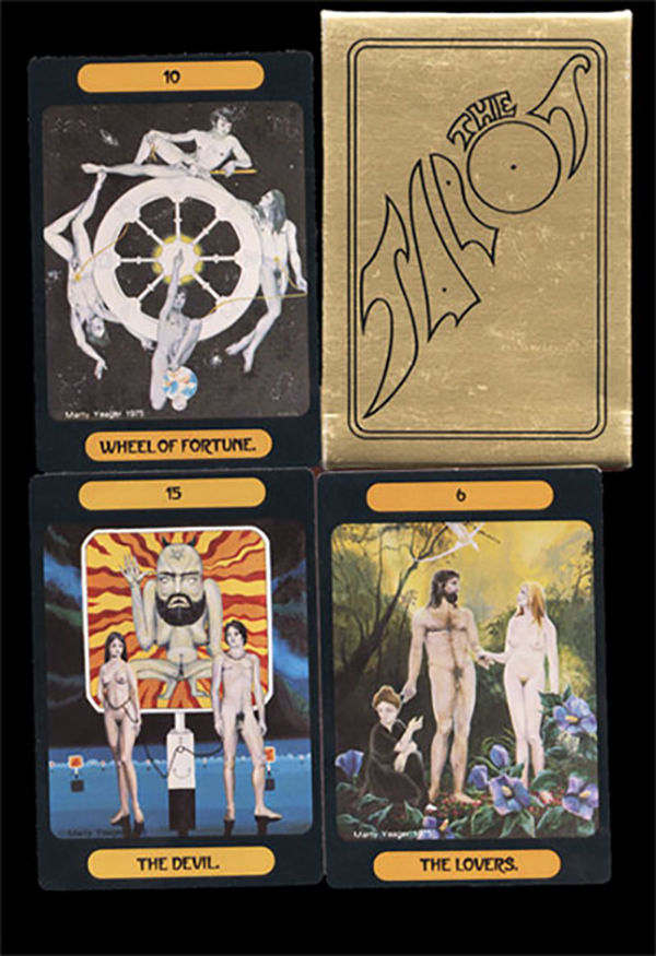 Yeager Tarot Deck, The Tarot Of Meditation. First Edition