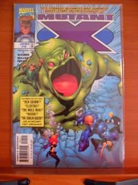 MUTANT X Vol. 1, No. 9, June 1999