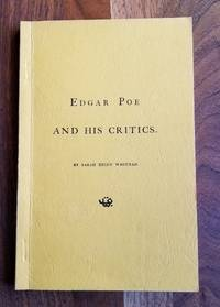 Edgar Poe and His Critics