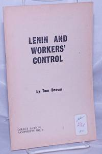 image of Lenin and workers' control