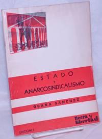 image of Estado y anarcosindicalismo