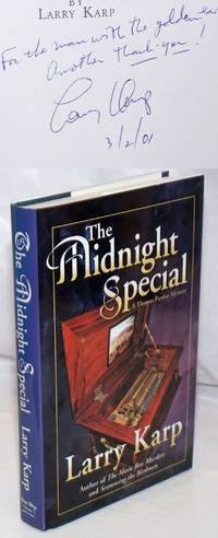 image of The Midnight Special; a Thomas Purdue mystery [inscribed and signed]
