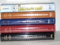 image of The Lightning Thief [Five volumes] One Volume Signed by the Author