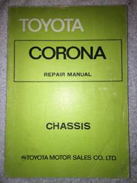 Toyota Corona, Repair Manual, Chassis