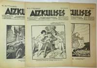 image of Aizkulises [three issues]