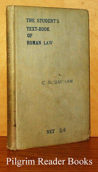 The Student's Text-Book of Roman Law