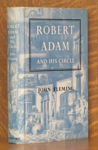 image of ROBERT ADAM AND HIS CIRCLE IN EDINBURGH AND ROME