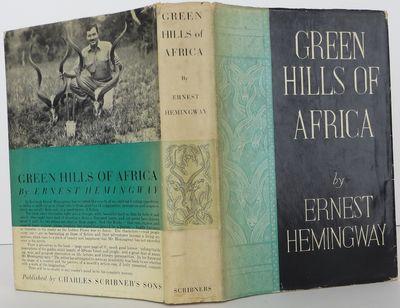 Scribners, 1935. 1st Edition. Hardcover. Near Fine/Near Fine. A fine first edition in a near fine fi...
