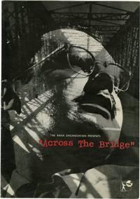 Across The Bridge (Original program for the 1957 film)