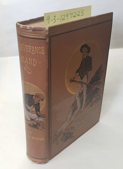 Lee and Shepard, 1889. Second Edition. Hardcover. Octavo, 373 pages, VG- condition hardcover; brown ...
