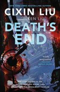 Death's End (Remembrance of Earth's Past) by Cixin Liu - Hardcover - 2016-01-06 - from Books Express (SKU: 0765377101n)