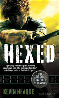 image of Hexed: The Iron Druid Chronicles, Book Two