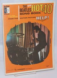 The Beatles Hot 40 Song Book. New! Includes All Songs from the Motion Picture Help!