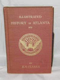 Illustrated History of Atlanta  1879