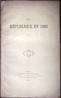 La République en 1883