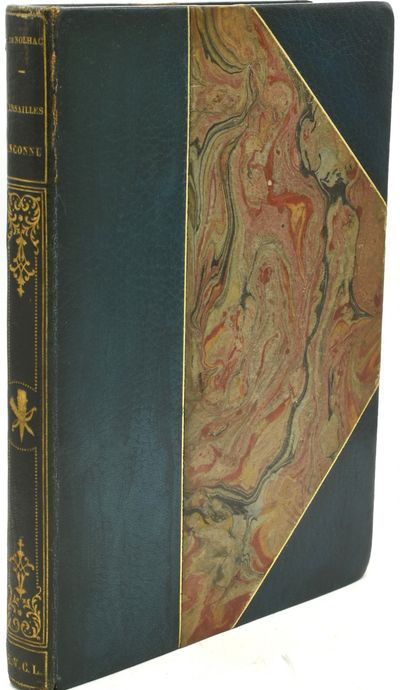 Paris: Printed by Frazier-Soye for Louis Conard, 1925. Limited Edition. Three Quarters Leather. Very...
