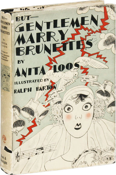New York: Boni & Liveright, 1928. First Edition. Hardcover. Cover art by Ralph Barton who also illus...